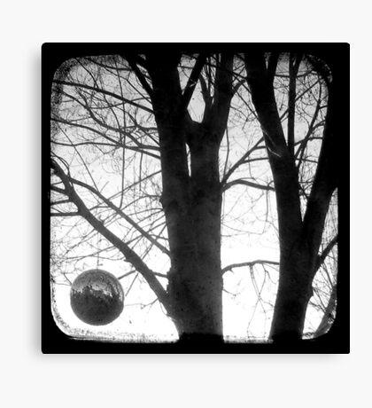 Lunar - TTV Canvas Print