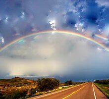 Texas Rainbow by Jeff Blanchard