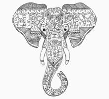 Elephant Head by mrndaj