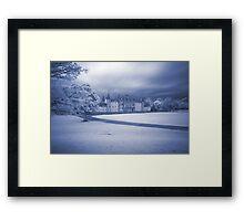 Callendar House Framed Print