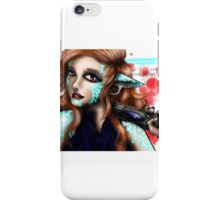 Claves iPhone Case/Skin