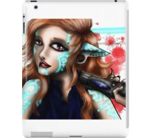 Claves iPad Case/Skin
