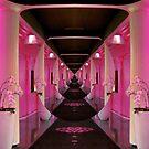 Ballroom Hallway by kenspics