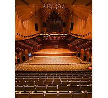 Sydney Opera House, Concert Hall Photographic Print