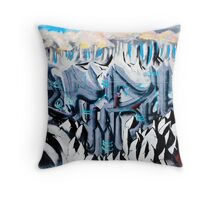 SYDNEY GRAFFITI 33 Throw Pillow