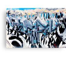 SYDNEY GRAFFITI 33 Canvas Print