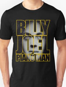 Billy Joel - Piano man Unisex T-Shirt