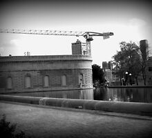 Princess Tower under Contruction by WaleskaL