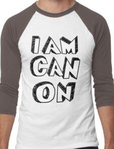 I Am Canon Men's Baseball ¾ T-Shirt
