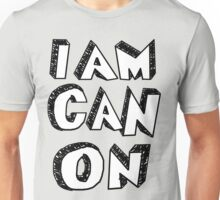 I Am Canon Unisex T-Shirt