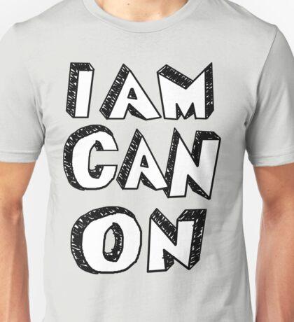 I Am Canon Unisex T-Shirt