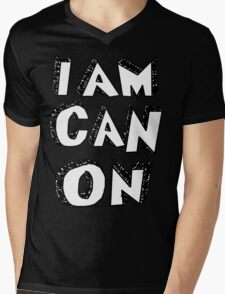 I Am Canon Mens V-Neck T-Shirt