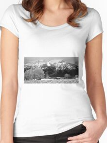 Teton Storm Women's Fitted Scoop T-Shirt
