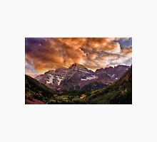 Maroon Bells Sunset Unisex T-Shirt