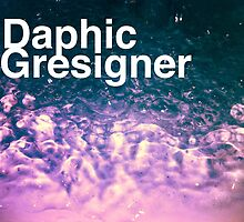 Daphic Gresigner or Graphic Designer? by pugsters