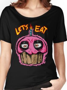 FNAF - Cupcake Women's Relaxed Fit T-Shirt