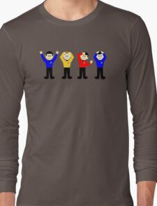 To Boldly Disco #2 Long Sleeve T-Shirt