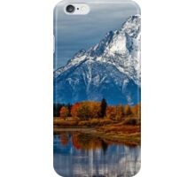 Oxbow Bend iPhone Case/Skin