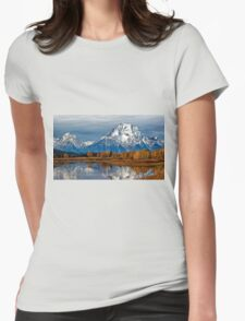 Oxbow Bend Womens Fitted T-Shirt