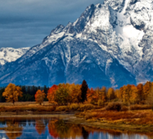 Oxbow Bend Sticker