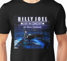 Billy Joel live in concert Unisex T-Shirt