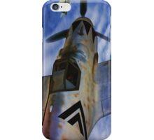 Closing in on a Straggler iPhone Case/Skin