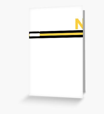 Nikonian Greeting Card