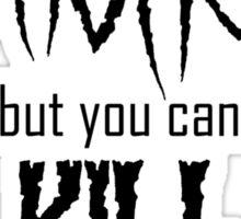 Motionless In White lyrics - Black  Sticker