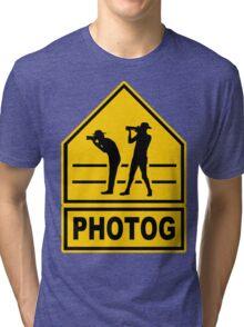 Photog Tri-blend T-Shirt