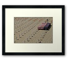 Tribute Framed Print