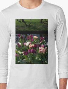 Tulips at Keukenhof Long Sleeve T-Shirt