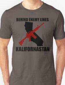 Kalifornastan (Black) T-Shirt