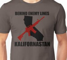 Kalifornastan (Black) Unisex T-Shirt