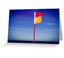 Maroubra Beach sydney Greeting Card