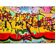 SYDNEY GRAFFITI 38 Photographic Print