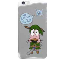 The Legend of Muriel: Rather Go Alone iPhone Case/Skin