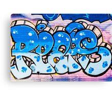 SYDNEY GRAFFITI 41 Canvas Print