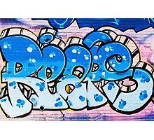 SYDNEY GRAFFITI 41 Photographic Print