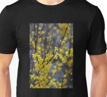 Springtime Forsythia Unisex T-Shirt