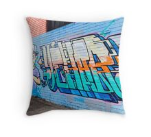 SYDNEY GRAFFITI 42 Throw Pillow