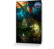Out There... Greeting Card