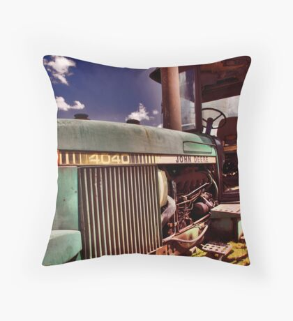 That Old JD Throw Pillow