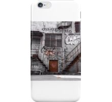 Newtown, Street Art, Warehouse iPhone Case/Skin