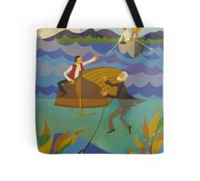 ELI, CLARENCE AND THE KILLICK 1845 Tote Bag