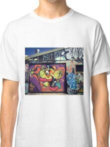 Newtown, Street Art Classic T-Shirt