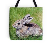 Honey Bunny Tote Bag