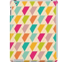 Geometric iPad Case/Skin
