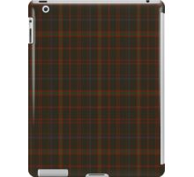 00065 Black Tartan  iPad Case/Skin