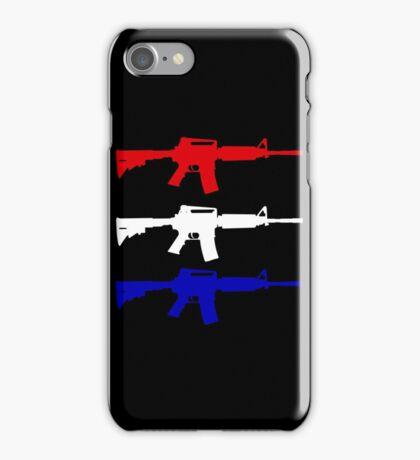 Freedom Guns iPhone Case/Skin