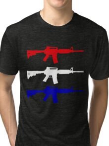 Freedom Guns Tri-blend T-Shirt